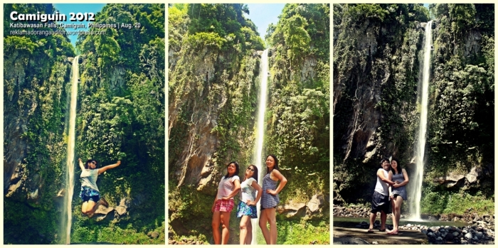 Katibawan Falls :)  --click on image for a full view :)