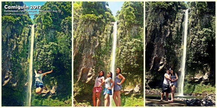 Katibawan Falls :)  --click on image for a full view :)