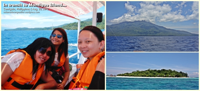 In transit to Mantigue Island  --click on image for a full view :)