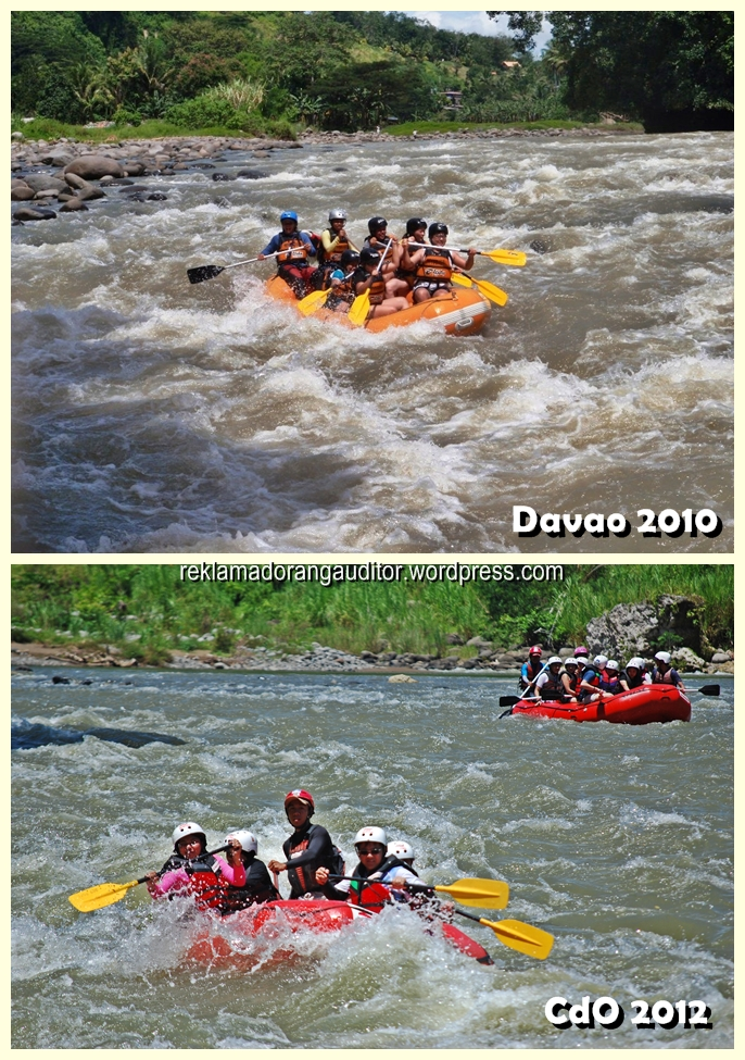 Davao vs. Cdo --Battling with the Rapids!!! --click on image for a full view :)
