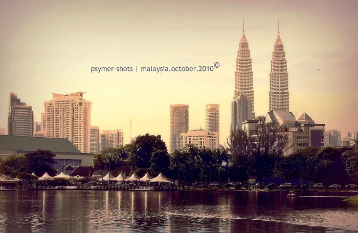 Titiwangsa Lake  --click on image for a full view :)