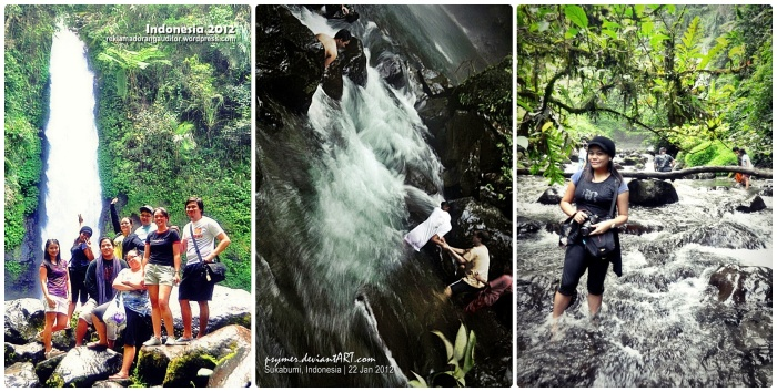 And again, the waterfall..  --click on image for a full view :)
