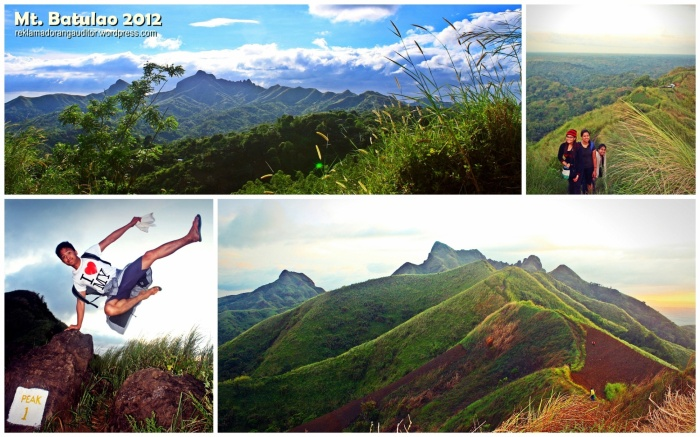 Mt. Batulao's view in the late afternoon.. --click on image for a full view :)