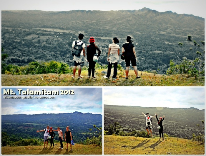 View of Mt. Batulao at Mt. Talamitam :) ---click on image for a full view :)