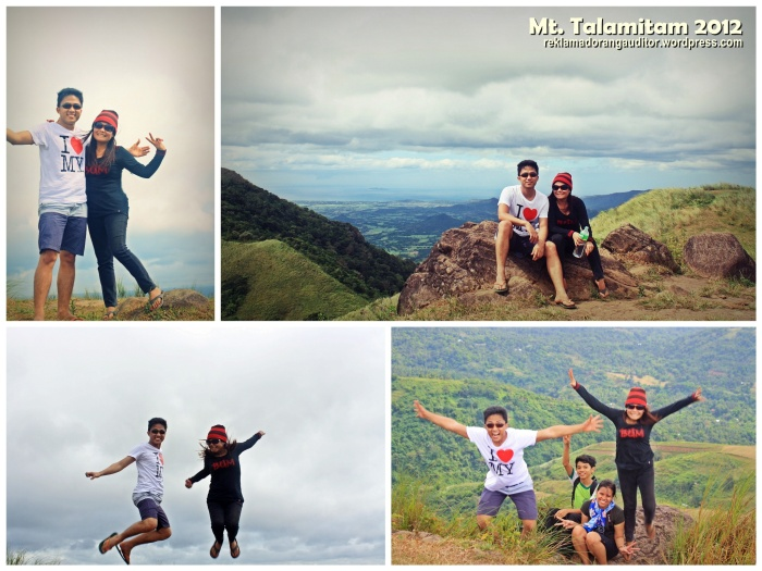 At Mt. Talamitam's Summit  --click on image for a full view :)