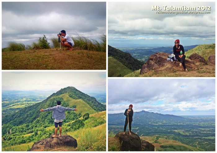 At Mt. Talamitam's Summit  --clcik on image for a full view :)