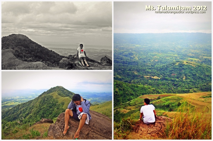 Emo poses at Mt. Talamitam's Summit  --clcik on image for a full view :)