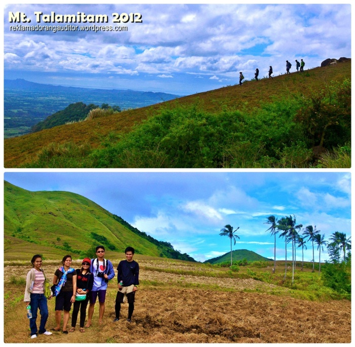 2012 Batangas Twin Hike (1 of 2): Mt. Talamitam