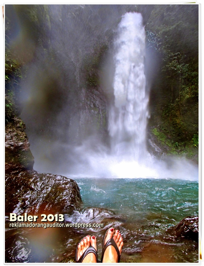 Ditumabo Falls <3  --click on image for a full view :)