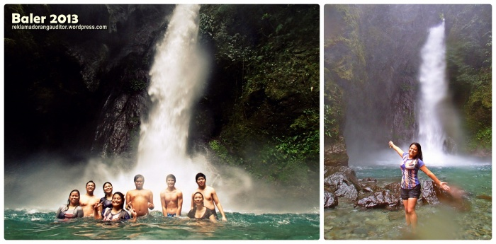 Ditumabo Falls  --click on image for a full view :)