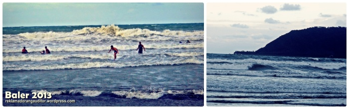 Waves of Sabang Beach  --click on image for a full view :)