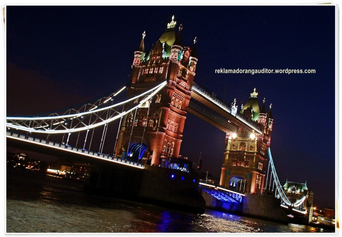 London Tower Bridge --click on image for full view :)