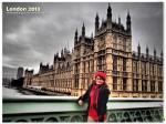 Four Seasons of Aloneness: London Photowalk