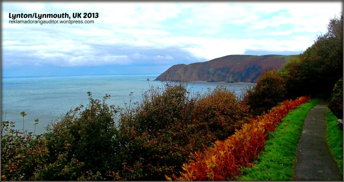 Lynton/Lynmouth, UK  --click on image for a full view :)