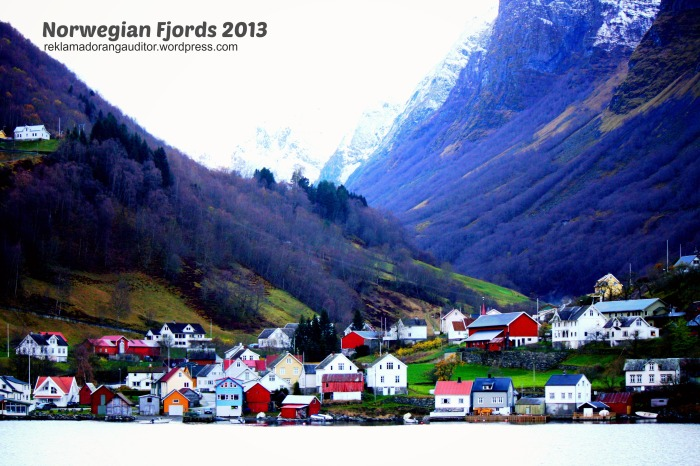 Norwegian Fjords  --click on image for a full view :)