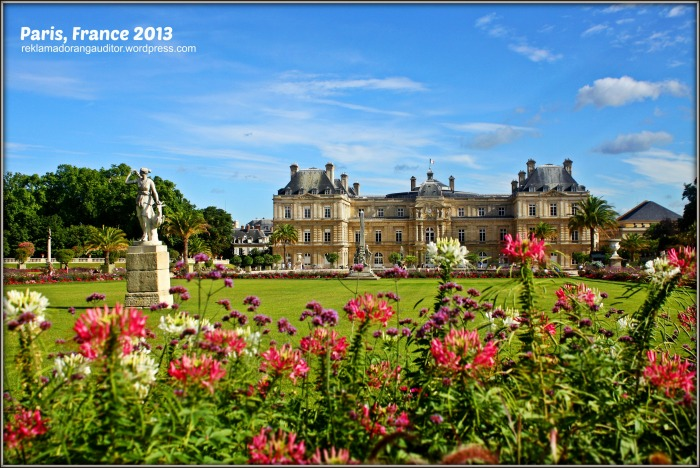Jardin du Luxembourg, Paris France --click on image for a full view :)