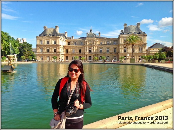 Jardin du Luxembourg   --click on image for a full view :)